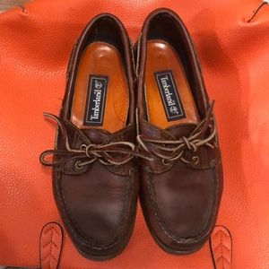Timberland Boat Shoes Size 7
